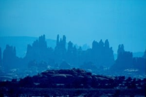 The Needles, Canyonlands National Park, Utah